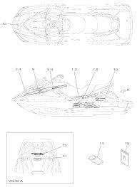 collection yamaha sho waverunner wiring schematic pictures
