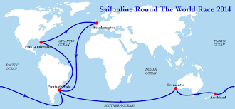 England On The Map by Sailonline Org Online Sailing
