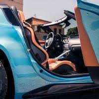 an italian road trip in the disco volante spyder top gear