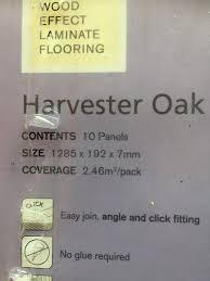 7mm Laminate Flooring 2 Box Krono Kronofix 7mm Laminate Flooring In Ealing London