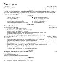 home health aide resume home health aides resume tomoney info