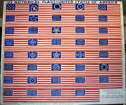 All 50 Flags Our Flag Does Not Fly Because The Wind Moves It It Flies With The