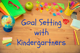 Smart Goals Worksheet For Kids How We Are Setting Goals With Students In Kindergarten