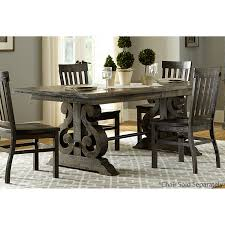 magnussen bellamy dining table magnussen home bellamy wood rectangular dining table the simple stores