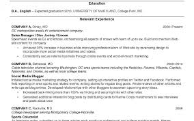resume exles college students applying internships in washington magnificent resume exles college students for computer science