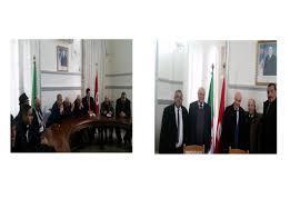 chambre de commerce tunisie forum économique tuniso algérien à la chambre de commerce et d