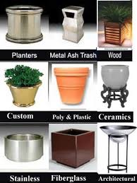 architectural planters designer pots and recycling systems