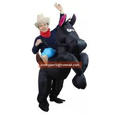 Cowgirl Halloween Costumes Girls Pin Jimmy Jee Funny Animals Inflatable Costumes