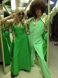 disco rental bring me my disco disco rental costume boogie green