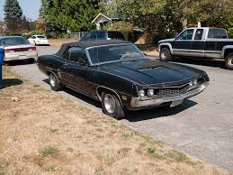 ford torino gt for sale forgotten 1970 ford torino gt convertible so i