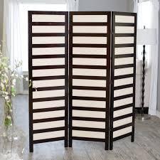 screen gems industrial panel room divider 47w x 71h in hayneedle