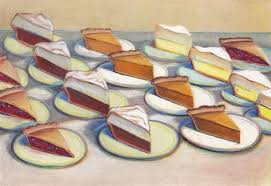 Wayne Thiebaud Landscapes by Biography Of Wayne Thiebaud Widewalls