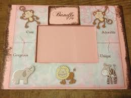 baby name plates 31 best emery pic frame ideas images on babies nursery
