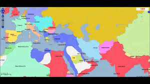 Map Of Middle East And Europe by Middle East West Asia And Europe 1835 2013 Youtube