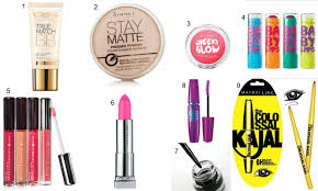 makeup essentials for a ager