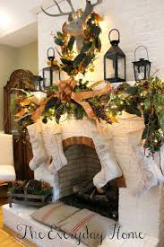 crafty texas girls 12 ideas for christmas decorating with burlap source