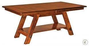 solid wood trestle dining table sawyer ridge trestle dining table trestle dining tables joinery