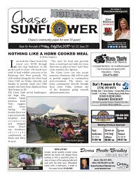 chase sunflower july 21st 2017 by chase sunflower issuu