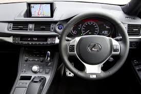 new 2012 lexus ct 200h hybrid hatchback gets optional f sport package