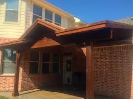 Building A Hip Roof Patio Cover by Allen Patio Cover Attached Hundt Patio Covers