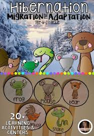 103 best hibernation images on pinterest preschool winter