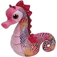 amazon ty beanie boos neptune seahorse toys u0026 games
