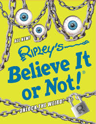 Happy Home Designer Furniture Unlock Ripley U0027s Believe It Or Not Unlock The Weird Annual Ripley U0027s