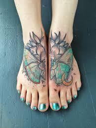 feet tattoo images u0026 designs