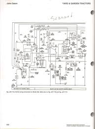 john deere 425 wiring schematic how to wire outside lights diagram