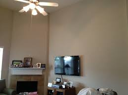 Ceiling Fans For High Ceilings by Decorating A Living Room With High Ceilings How To Decorate
