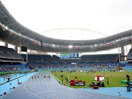 Rio Olympic Venues Now Rio 2016 Olympic Athletics Competition Gets Underway In Empty