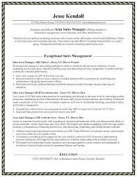 sales manager sample resume sales management sample resume