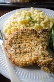 crispy baked pork chops life u0027s ambrosia