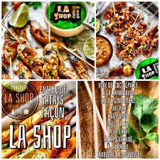 cuisine jamaicaine menu 2017 la shop cuisine de rue