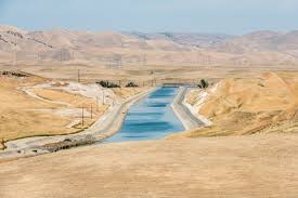 California Aqueduct Map Sinking Land Causes California Water Chokepoint Circle Of Blue