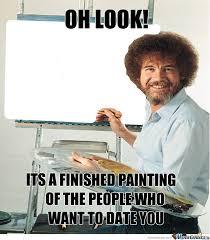 Meme Painting - painting by athletegurl98 meme center