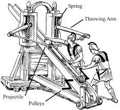 the power of the catapult gates of nineveh an experiment in