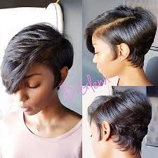 black women with 29 peice hairstyle compact black women hairstyles 29 long pixie hair styles