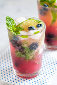pineapple mojito recipe fresh blueberry mojito recipe