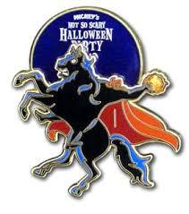limited edition headless horseman pin available this fall at walt