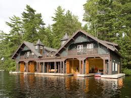Boat House Boat Houses New York Ny Adirondack Design