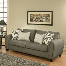 grey chenille sofa foter