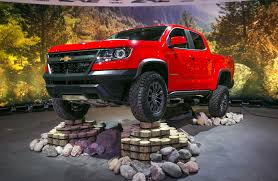 Chevy Colorado Bed Size 2017 Chevrolet Colorado Zr2 Is Your Mid Size Off Road Truck