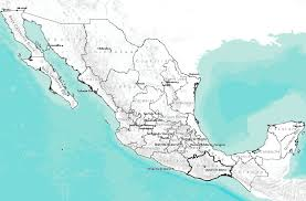 Leon Mexico Map by Rights Histories In Oaxaca U2013 Maps And Images We Are The Face Of