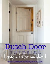 can you use an existing door for a barn door how to make your hollow doors look expensive when you