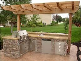 ideas for outdoor kitchens outdoor kitchen ideas gen4congress com