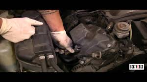 benzwerks mercedes benz spark plugs and wires replacement youtube