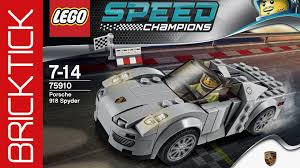 speed chions lamborghini speed chions porsche 918 spyder 75910 timelaps let s