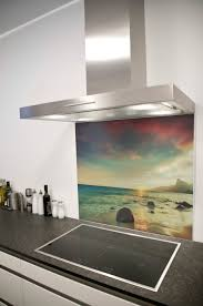 designer kitchen splashbacks kitchen glossy red kitchen splashback to stunning your modern