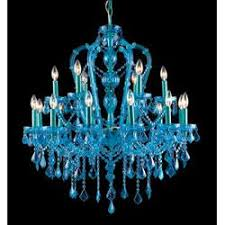 Colored Chandelier Colored Chandeliers Residential Lighting